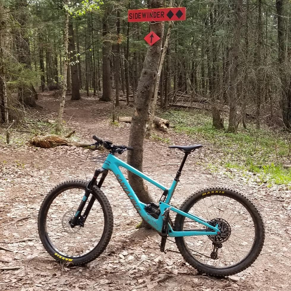 Review: Santa Cruz Bronson